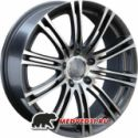 Khomen Wheels Double-Spoke 611 (16_Octavia A7) G-Silver-FP